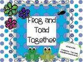 Frog and Toad Together Homework - Scott Foresman