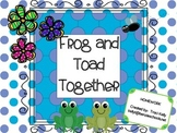 Frog and Toad Together Homework - Scott Foresman