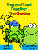 Frog and Toad Together Reading Street 1st Grade Unit 3 Story 4