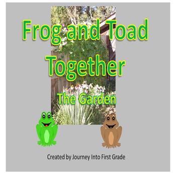 Frog and Toad Together (Unit 5 Journeys Common Core Reading Series