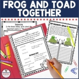 Frog and Toad Together Book Companion