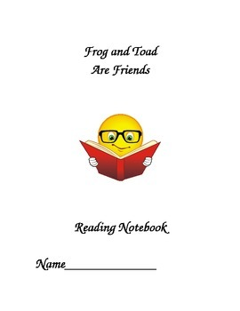 Frog and Toad are Friends Comprehension Questions for each