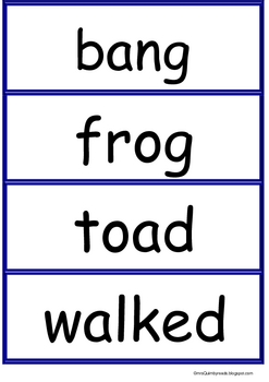 """Frog and Toad 