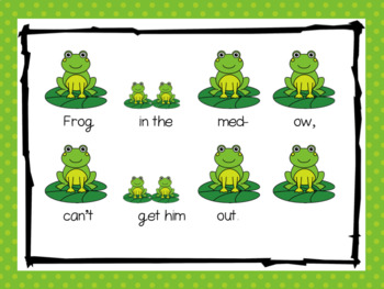 Frog in the Meadow: A Song to Teach ta-rest and re