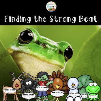 Frog in the Middle Strong Beat Pack
