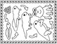 Frog lifecycle Coloring Pages and Sequencing cards activity