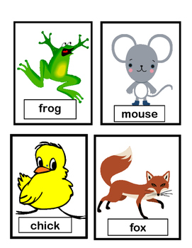 """""""Frog on the Dog!"""" - Group Game, Craft, Rhyming Words and Rhythm Sticks!"""