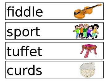 Frog street  Prek Theme #5 Story vocabulary Weeks 1-5
