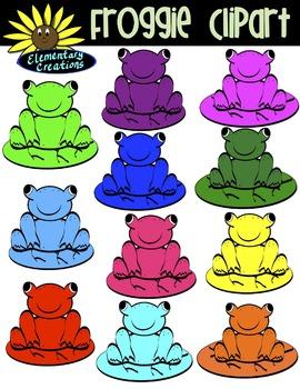 Froggie Clipart
