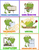 Froggie Fun Literacy Center Station Cards