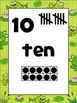 Froggie Number Posters {Common Core Math} Frog Pond with H