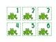 Froggie Themed Calendar Cards {frog pond} {Morning Math} Number Corner