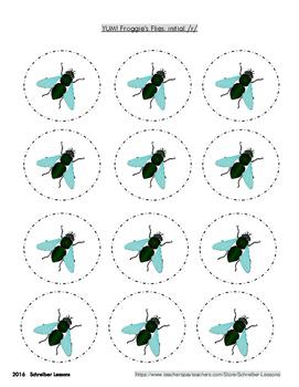 Froggie's Speech Articulation Practice: initial /r/