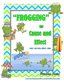"""""""Frogging"""" for Cause and Effect"""