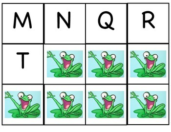 Froggy ABC Game