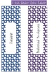 Froggy Binder Covers - chevron and polka dots