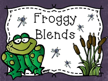Froggy Blends