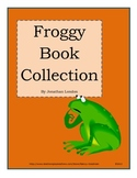 Froggy Book Collection Jonathan London activities and printables