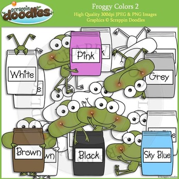 Froggy Colors