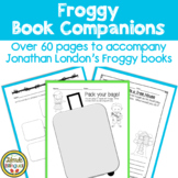 Froggy Companion Worksheets