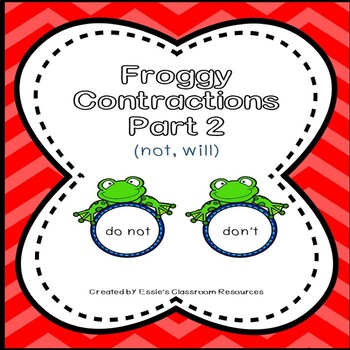Froggy Contractions Part 2