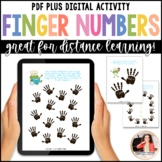 Finger Numbers & Hands Worksheets for Beginning Piano Students
