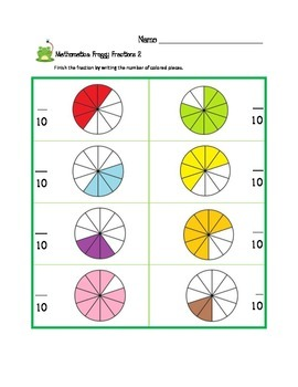 Froggy Fractions For Beginners