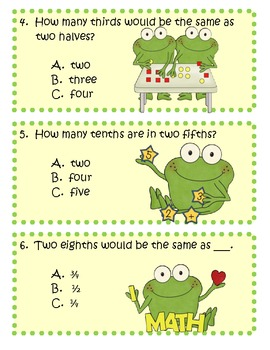 Froggy Fractions are FUN!