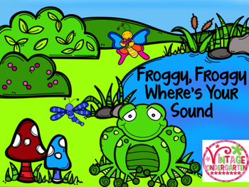 Froggy, Froggy, Where's Your Sound?