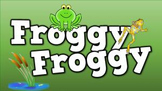 Froggy! Froggy! (video)
