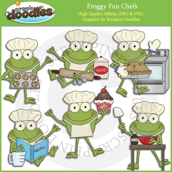 Froggy Fun Chefs