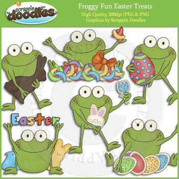 Froggy Fun Easter Treats
