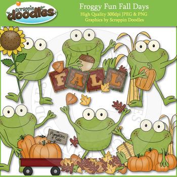 Froggy Fun Fall Days