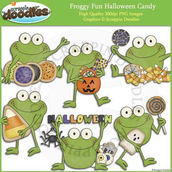 Froggy Fun Halloween Treats