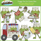 Froggy Fun Ice Cream Man