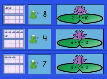 Froggy Fun: Math and Literacy Games and Activities