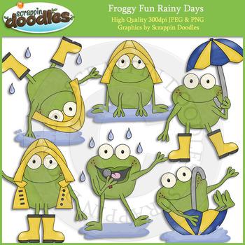 Froggy Fun Rainy Days