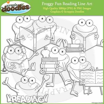 Froggy Fun Reading