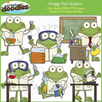 Froggy Fun Science