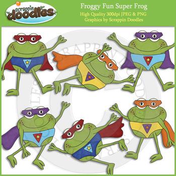 Froggy Fun Super Frog