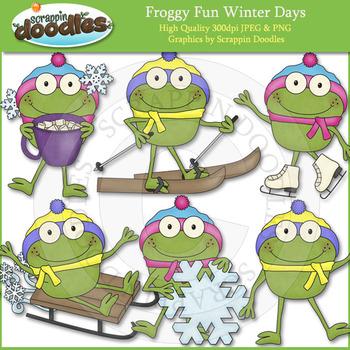 Froggy Fun Winter Days