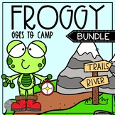 Froggy Goes to Camp and Camping No-Prep Bundle