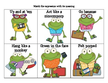 Froggy Goes to Hawaii- Speech/Language Packet