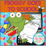Froggy Goes to School Bundle