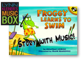 Froggy Learns to Swim: Stories with Music