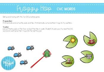 Froggy Hop CVC