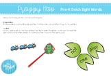 Froggy Hop Sight Words (Pre-k Dolch)