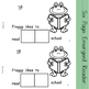 Froggy Is Happy At School:  Interactive Emergent Reader for the Sight Word: TO