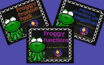 Froggy Language Bundle