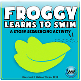 Froggy Learns to Swim Sequencing Activity